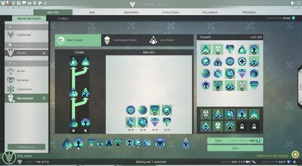 Skyforge Arena Necro Unlocked