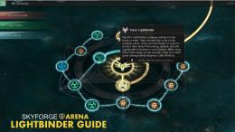 Skyforge Lightbinder Guide
